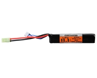 Valken Energy Airsoft Battery - 11.1V 1000mAh LiPo 20C - Stick