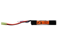 Valken Energy Airsoft Battery - 7.4V 1000mAh LiPo 20C - Stick