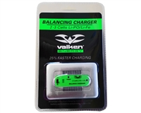 Valken Airsoft Battery Charger - Balancing Quick 2-3 Cell LIPO/LIFE