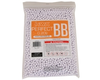 KWA Perfect Airsoft BB's - .20g - 4,000 Rounds