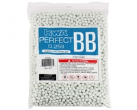 KWA Perfect Airsoft BB's - .25g - 3,000 Rounds