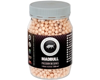 Mad Bull .20g Airsoft BB's - Dark Knight Tracer - 2,000 Rounds (Red)