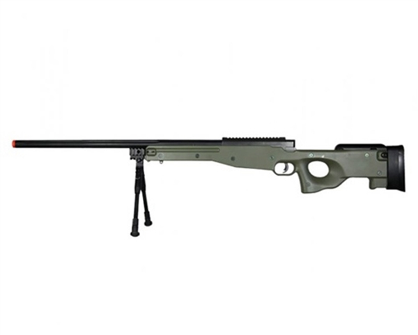Bravo MK98 Bolt Action Airsoft Sniper Rifle - Olive Drab