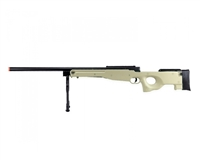 Bravo MK98 Bolt Action Airsoft Sniper Rifle - Tan
