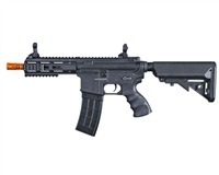 "Tippmann AEG Electronic Airsoft Gun - Recon 6"" Shorty - Black"