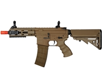 "Tippmann AEG Electronic Airsoft Gun - Recon 6"" Shorty - Tan"