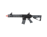 Valken AEG Electronic Airsoft Gun - Battle Machine TRG-M V2 - Black/Grey