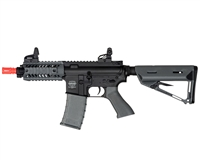 Valken AEG Electronic Airsoft Gun - Battle Machine MOD-C V2 - Black/Grey