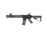 Valken AEG Electronic Airsoft Gun - Battle Machine TRG-L V2 - Black/Grey