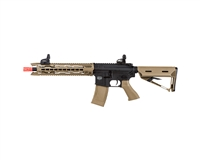 Valken AEG Electronic Airsoft Gun - Battle Machine TRG-M V2 - Black/DST