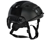 Bravo BJ V3 Airsoft Helmet - Black