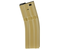 Echo 1 Airsoft Magazine - M4/M16 Fat (850 Round) - Tan