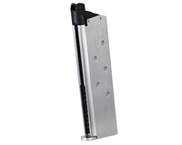 King Arms Green Gas Magazine - M1911 - Silver