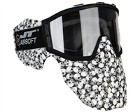 JT Delta 2 Airsoft Mask Face Protection - Skulls
