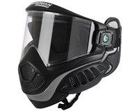 Kingman Training Airsoft Mask - Silver
