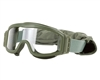 Valken Tango Airsoft Goggles w/ Anti Fog Lens - Olive