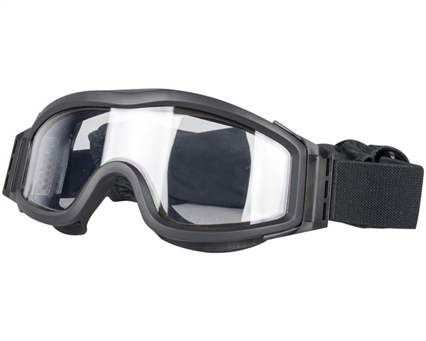 Valken Tango Airsoft Goggles w/ Thermal Lens - Black