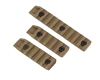 Echo 1 Airsoft Keymod Rail Set - Tan