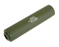 Mad Bull Gemtech Blackside Barrel Extension - CCW - Olive Drab