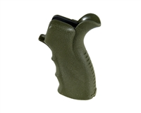 UTG Ergonomic Tactical Grip - AR15/M4 Rifles - Olive