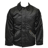 Alpha Industries Deck Jacket - Black