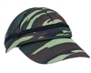 Atlas Paintball Flex Fit Padded Bounce Hat - Camo