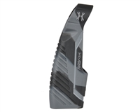 HK Army Rubber Reg Grip - Axe - Black/Grey Swirl