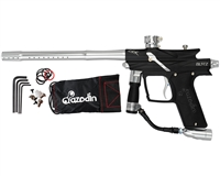 Azodin Blitz 3 Paintball Gun - Black/Silver