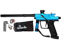 Azodin Blitz 3 Paintball Gun - Blue/Black