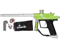 Azodin Blitz 3 Paintball Gun - Green/Silver