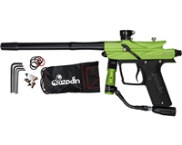 Azodin Blitz 3 Paintball Gun - Green/Black