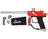 Azodin Blitz 3 Paintball Gun - Orange/Silver