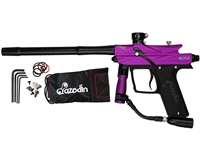 Azodin Blitz 3 Paintball Gun - Purple/Black