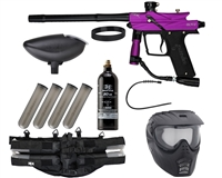 Azodin Blitz 3 Package Kit - Epic - Purple/Black