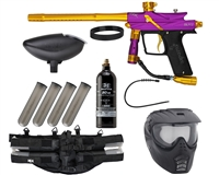 Azodin Blitz 3 Package Kit - Epic - Purple/Gold