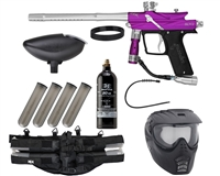 Azodin Blitz 3 Package Kit - Epic - Purple/Silver