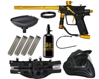 Azodin Blitz 3 Package Kit - Legendary - Black/Gold
