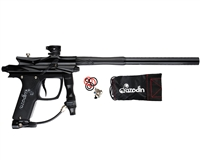 Azodin Blitz Evo II Paintball Gun - Black/Black
