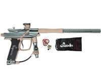 Azodin Blitz Evo II Paintball Gun - Gunmetal/Tan