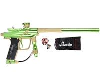 Azodin Blitz Evo II Paintball Gun - Lime/Gold