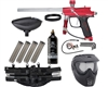 Azodin Blitz Evo Package Kit - Epic - Red/Silver
