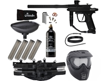 Azodin Kaos II Package Kit - Epic - Black