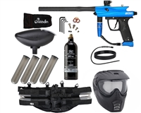 Azodin Kaos II Package Kit - Epic - Blue