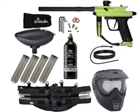 Azodin Kaos II Package Kit - Epic - Lime