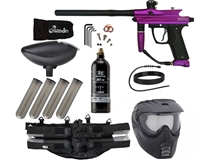 Azodin Kaos II Package Kit - Epic - Purple