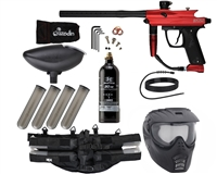 Azodin Kaos II Package Kit - Epic - Red