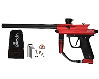 Azodin Kaos II Paintball Gun - Red