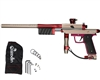 Azodin KP3 Kaos Pump Paintball Gun - Dust Earth/Polished Red/Dust Red