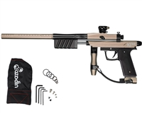 Azodin KP3 Kaos Pump Paintball Gun - Earth/Black