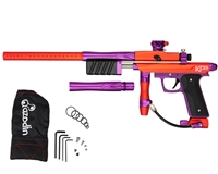 Azodin KP3 Kaos Pump Paintball Gun - Orange/Purple